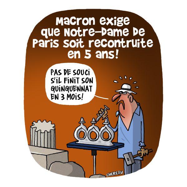 SITE Macron NDDP